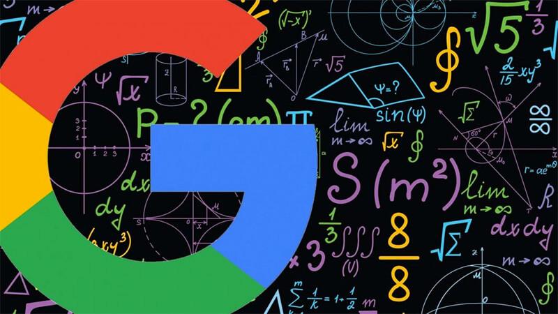 Các Search Engine của Google hoạt động dựa trên các thuật toán