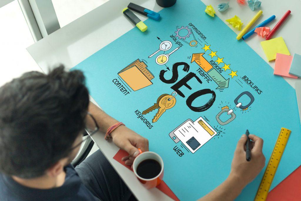 SEo tổng thể cần có một kế hoạch cụ thể và rõ ràng để giúp website phủ kín từ khóa của ngành