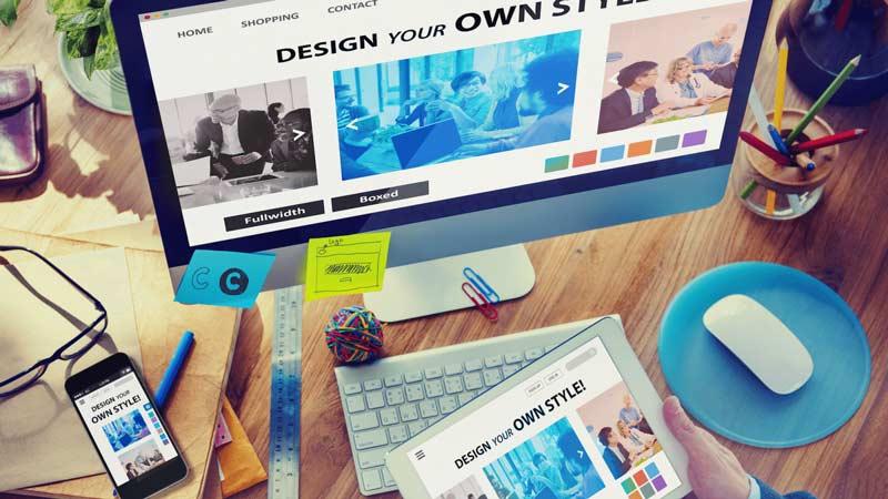 Thiết kế Website gần như là điều bắt buộc với các doanh nghiệp ở thời đại công nghệ 5.0